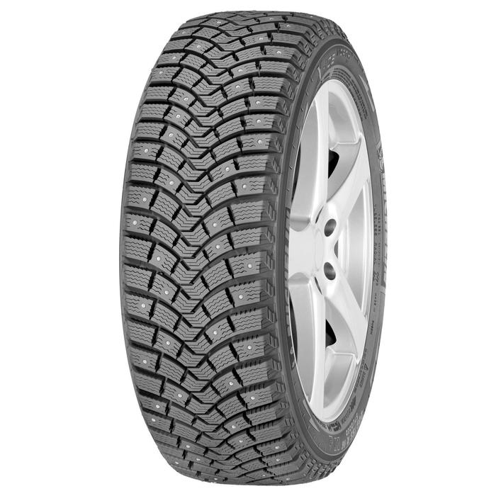 Зимняя шипованная шина Michelin X-Ice North XIN 2 GRNX 195/55 R15 89T