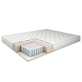 Матрас СонRise Eco Comfort, размер 120х190 см, высота 16 см