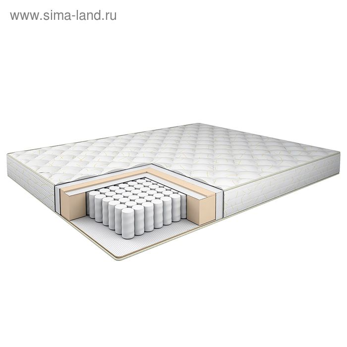 "Матрас СонRise ""Eco Comfort"", размер 160х195 см, высота 16 см"