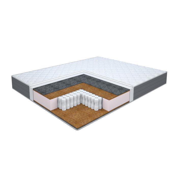 """Матрас СонRise """"Lux Soft"""", размер 200х200 см, высота 18 см"""