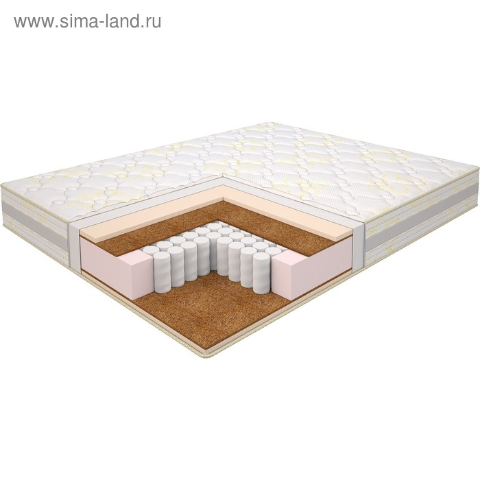 """Матрас Modern """"Lux Comfort"""", размер 90х200 см, высота 21 см"""