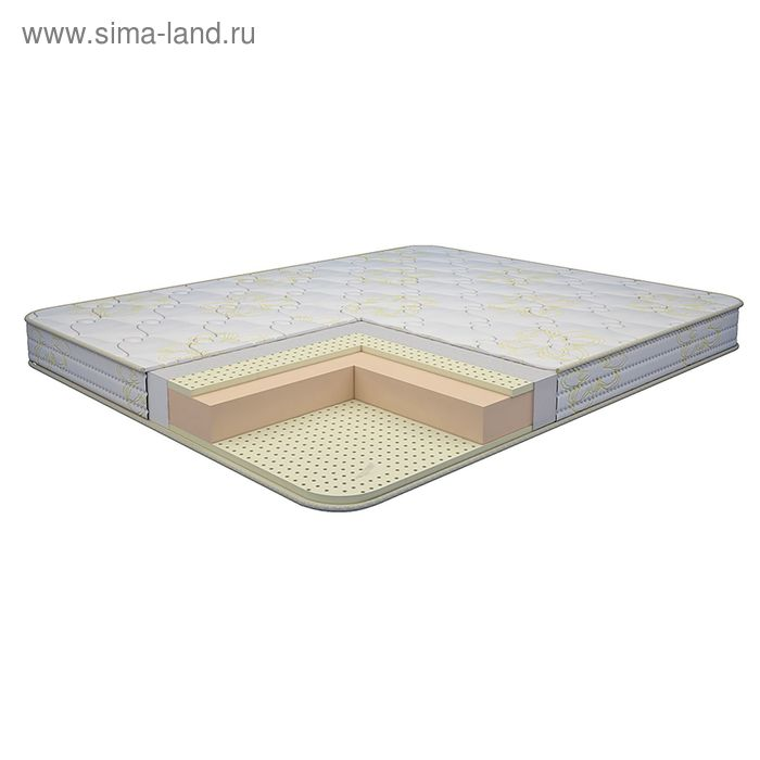 "Матрас беспружинный Ultra ""Latex Foam"", размер 80х200 см, высота 15 см"