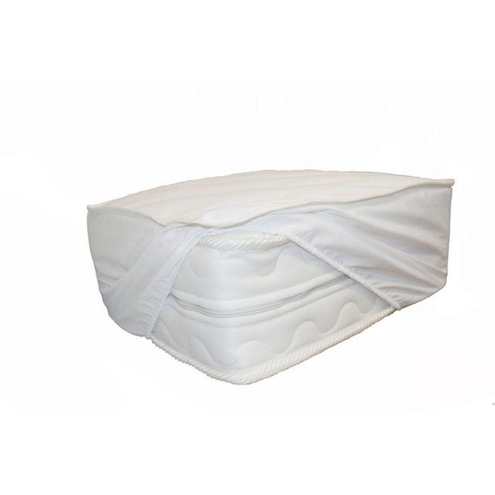 "Наматрасник на резинке ""Непромокаемый"", размер 70х186 см"