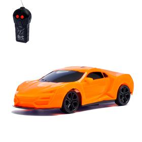 Машина радиоуправляемая 'СпортКар', цвета МИКС Ош