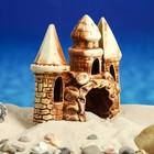 """Декорация для аквариума """"Три башни в ряд"""", 10 х 16 х 15 см, микс - фото 7443143"""