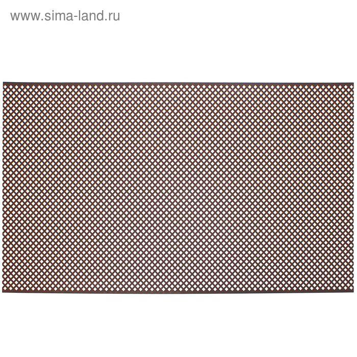 Панель перфорированная ХДФ  Глория Венге 780х1400х3 мм