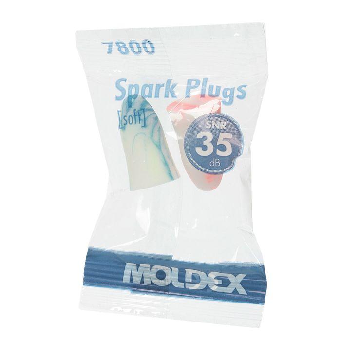 Противошумные вкладыши Moldex Spark Plugs 7800 МИКС