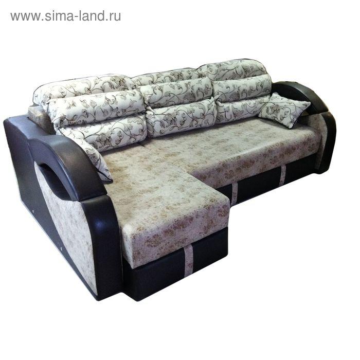Угловой диван механизм Тик-так  Соло 2
