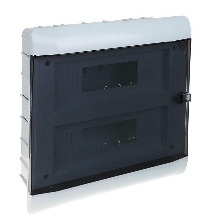 Щит TDM ЩРВ-Пм-24 модуля, встраиваемый, пластик, IP41, SQ0902-0106