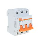 Выключатель автоматический TDM ВА47-29, 3п, 16 А, 4.5 кА, SQ0206-0109