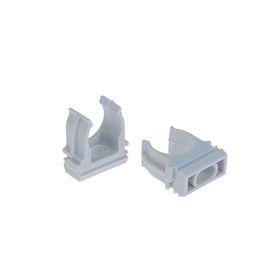 Крепеж-клипса для трубы TDM, d=16 мм,  SQ0405-1001 (цена за 1шт.) Ош