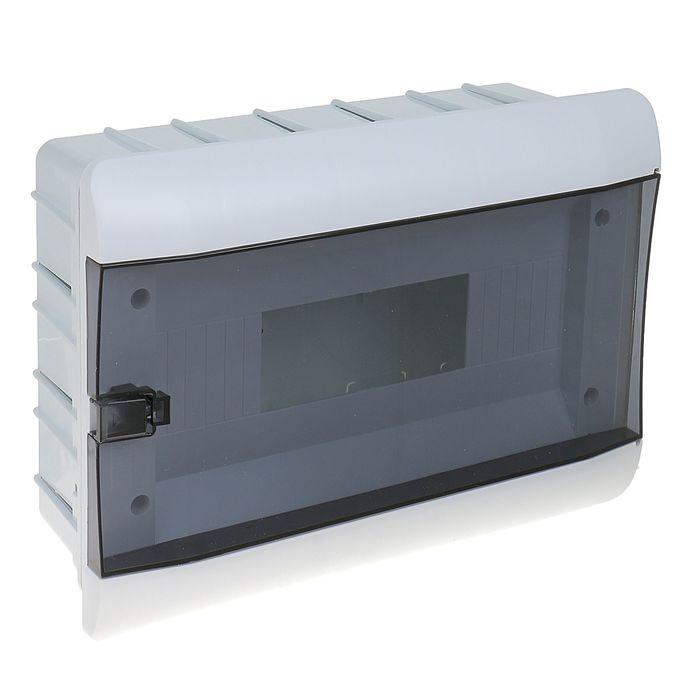 Щит TDM ЩРВ-Пм-12 модулей, встраиваемый, пластик, IP41, SQ0902-0104