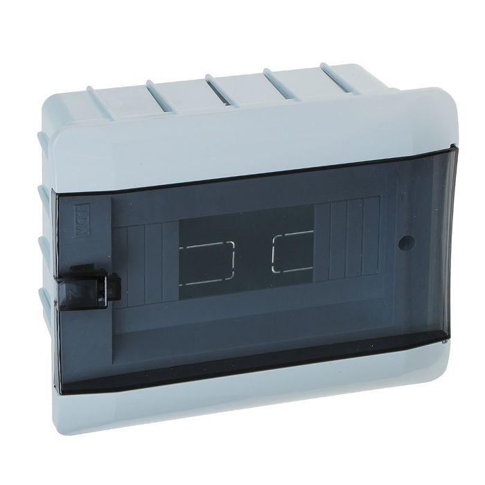 Щит TDM ЩРВ-Пм-8 модулей, встраиваемый, пластик, IP41, SQ0902-0103
