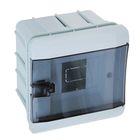 Щит TDM ЩРВ-Пм-4 модуля, встраиваемый, пластик, IP41, SQ0902-0101