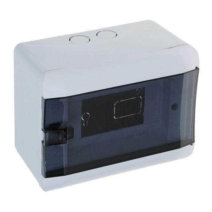 Щит TDM ЩРН-Пм-6 модулей, IP41, навесной, пластик, SQ0901-0102