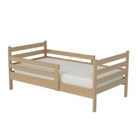 Кровать подростковая «Колибри», 140х70 см, цвет натуральный