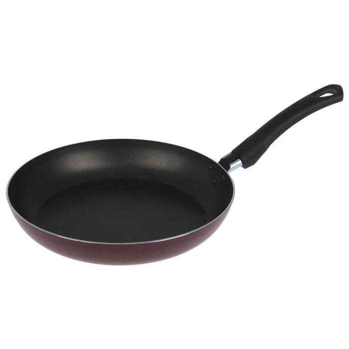 """Сковорода 26 см """"Кухня"""", торцованное дно"""