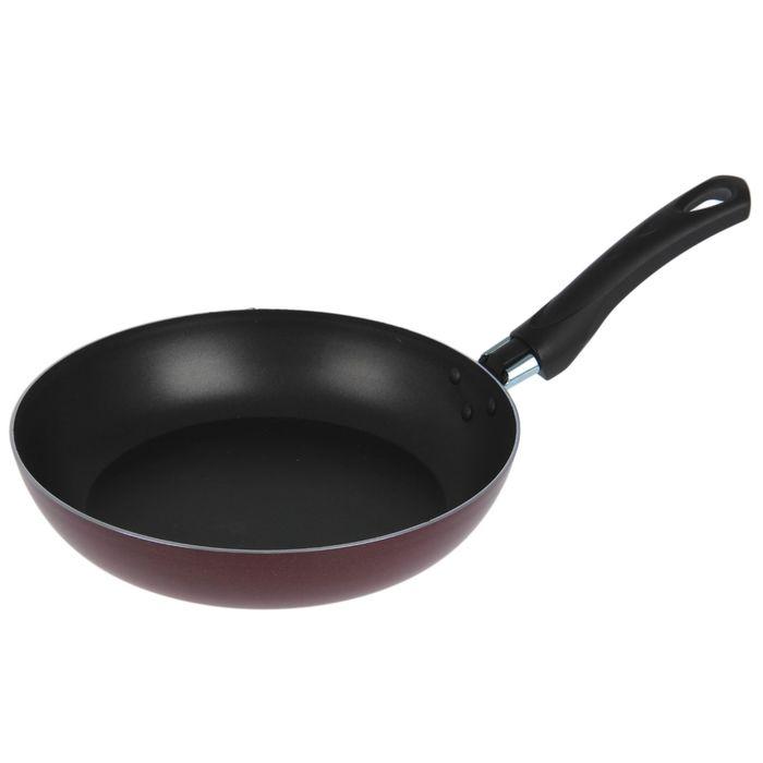 """Сковорода 22 см """"Кухня"""", с торцованным дном"""