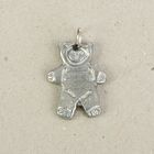 "Pendant-amulet ""cat in a bear costume"""