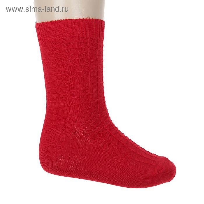 """Носки """"3Д"""", размер 14-16, цвет фуксия 002"""