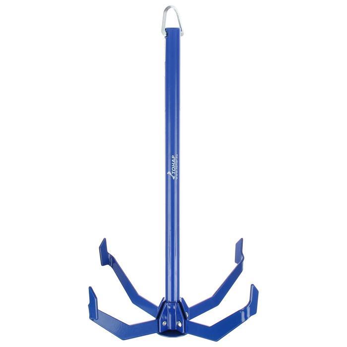 Якорь ЯЛС-01, вес 1,3 кг - фото 1647955