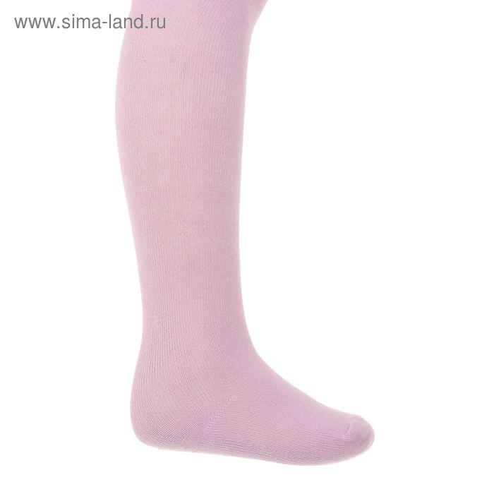 Колготки детские 006/1, цвет светло-розовый, рост 86-92 см.