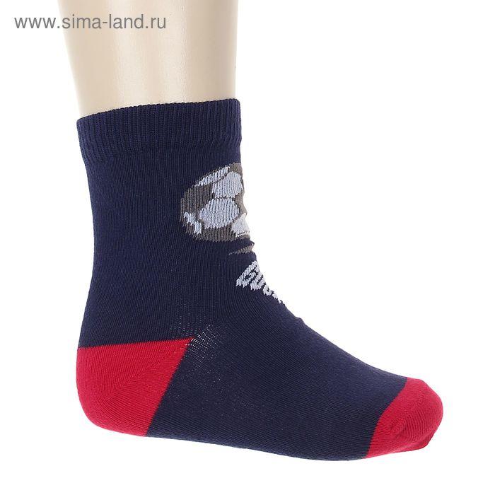 """Носки """"Мячик"""", размер 16-18, цвет тёмно-синий 002/9"""