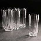 "Набор стаканов высоких 330 мл ""Карат"", 6 шт - фото 308063761"