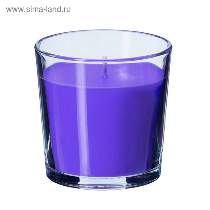 """Свечи в стеклянном стаканчике """"Семейного счастья"""""""