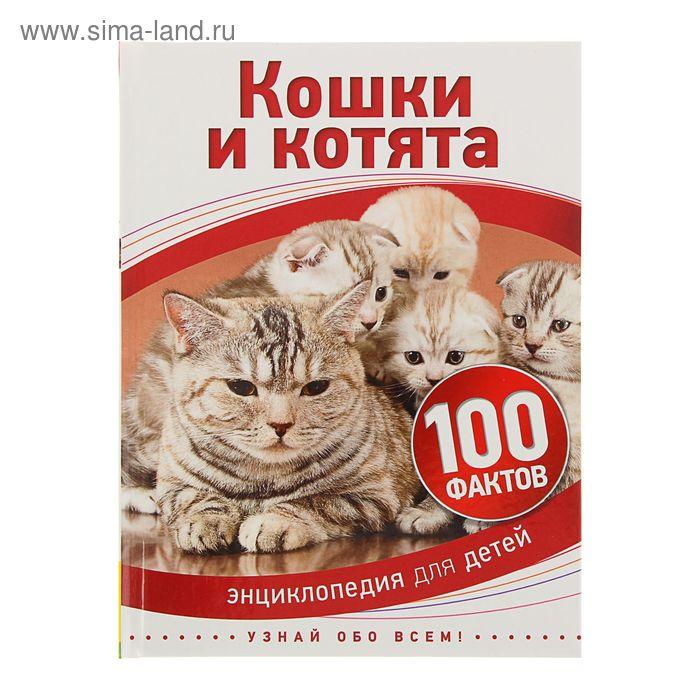 100 фактов «Кошки и котята»