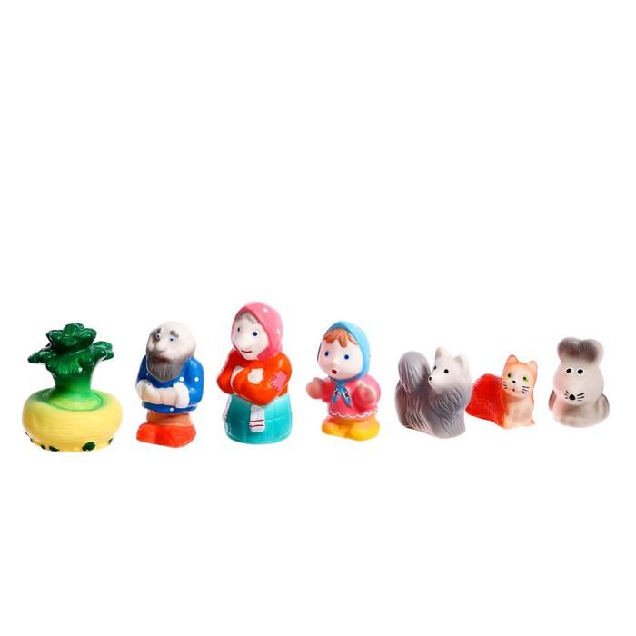 Набор резиновых игрушек «Репка»