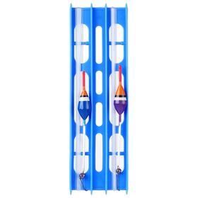 Удочка поплавочная 2-рядная оснащённая, цвета микс