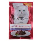 Влажный корм GOURMET MON PETIT для кошек, ягненок, пауч, 50 г