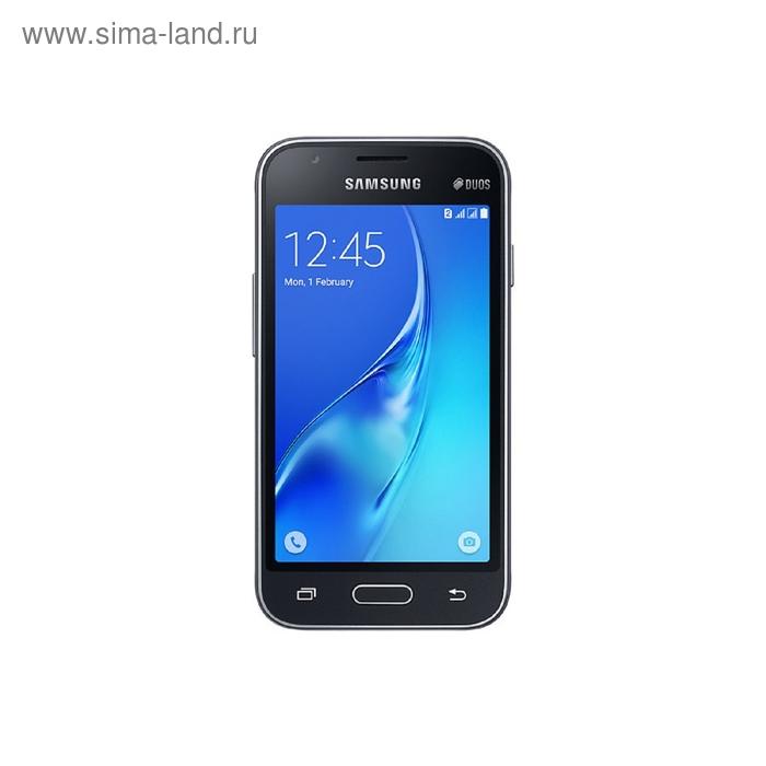 Смартфон Samsung Galaxy J1 mini SM-J105H, чёрный