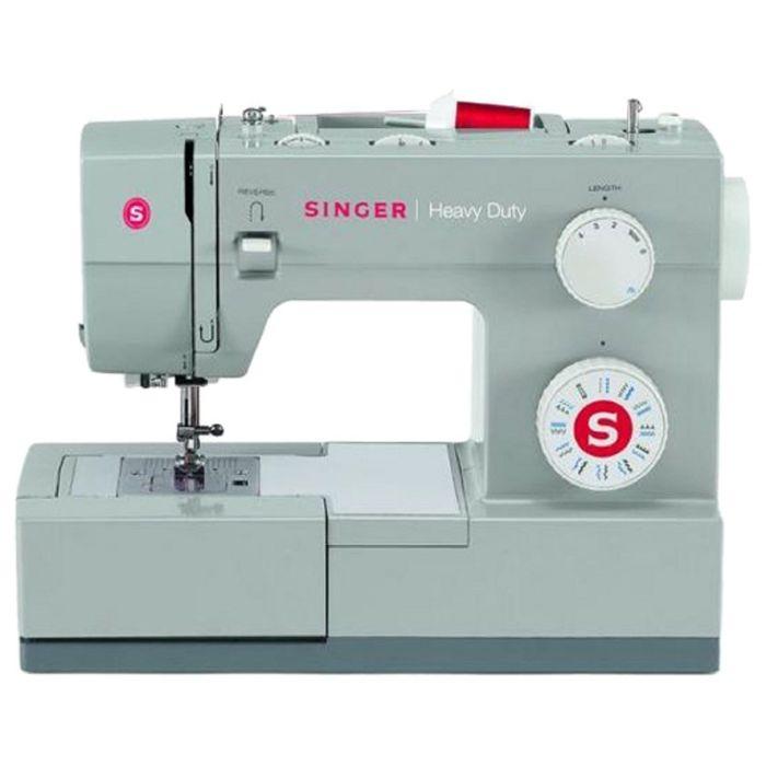 Швейная машина Singer Heavy Duty 4423, 23 операций, обметочная, потайная, эластичная строчка