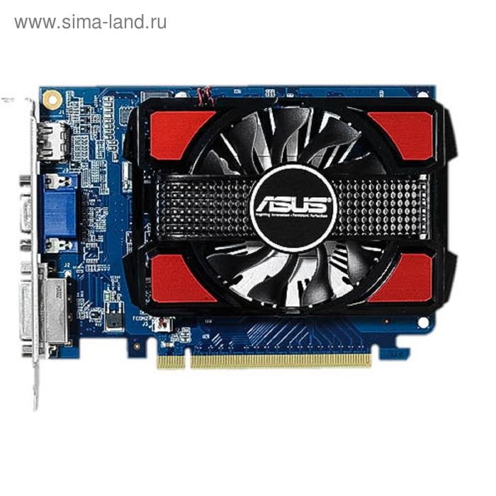 Видеокарта Asus nVidia GeForce GT 730 2048Mb 128bit DDR3