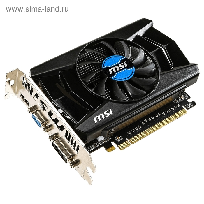 Видеокарта MSI nVidia GeForce GT 740 2048Mb 128bit DDR3