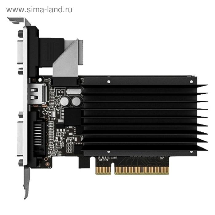 Видеокарта Palit nVidia GeForce GT 710 1024Mb 64bit DDR3