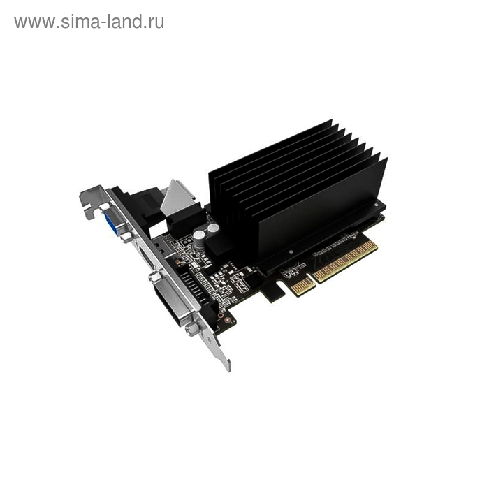 Видеокарта Palit nVidia GeForce GT 710 2048Mb 64bit DDR3
