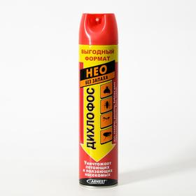 Средство от насекомых Дихлофос Нео, без запаха, 600 мл