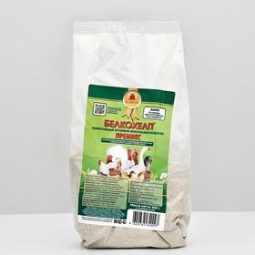 Белкохелп для птиц,   с пробиотеком + селен, концентрат 500 г Ош