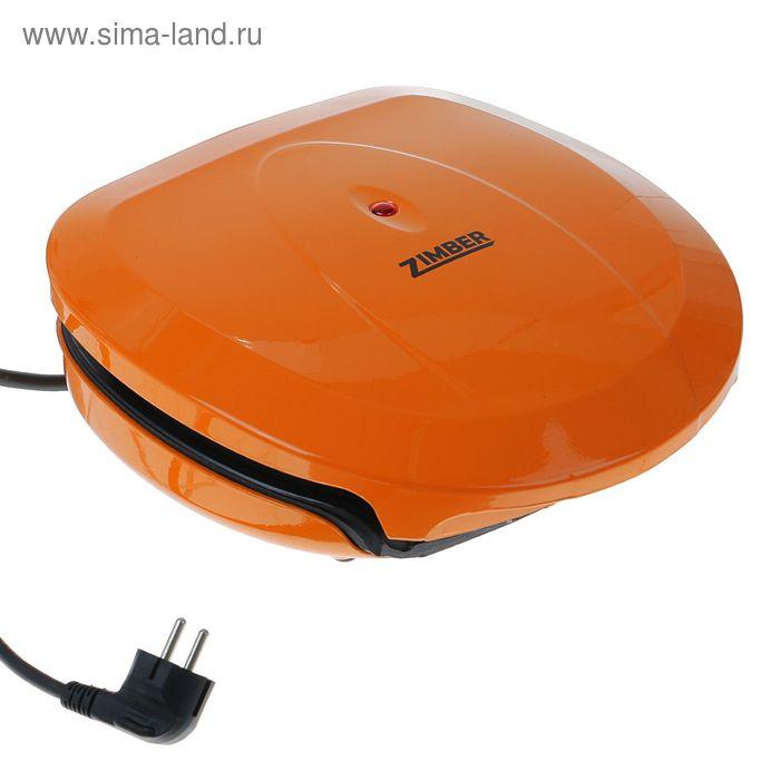 Гриль Zimber ZM-10801, 900 Вт, антипригарное покрытие