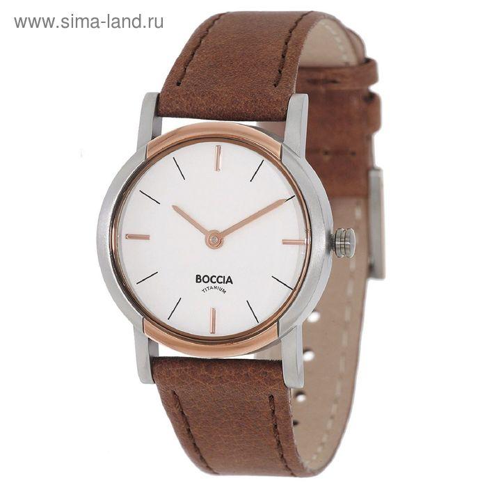 Часы наручные BOCCIA 3247-03