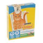 Сухой корм FRISKIES для стерилизованных кошек, кролик/овощи, 300 г
