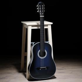 Гитара 6-струнная, мензура 650 мм, акустическая, МИКС