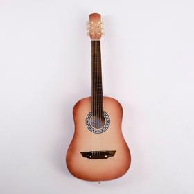 Акустическая гитара 6-струнная, мензура 610 мм, размер 3/4