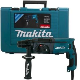 Перфоратор Makita HR2470 патрон: SDS-plus уд.,2.7 Дж,780 Вт, (кейс в комплекте)