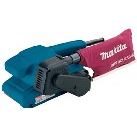 Ленточная шлифовальная машина Makita 9910 650Вт (ширина ленты 76мм)