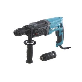 Перфоратор Makita HR2470FT патрон:SDS-plus уд.:2.7Дж 780Вт (кейс в комплекте)