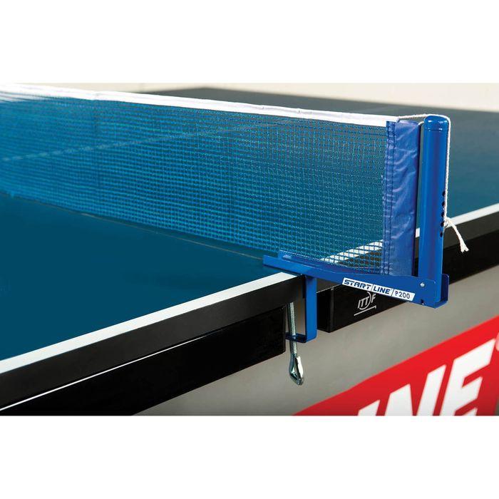 Сетка для настольного тенниса Start Line Classic, с регулировкой натяжения и фиксатором